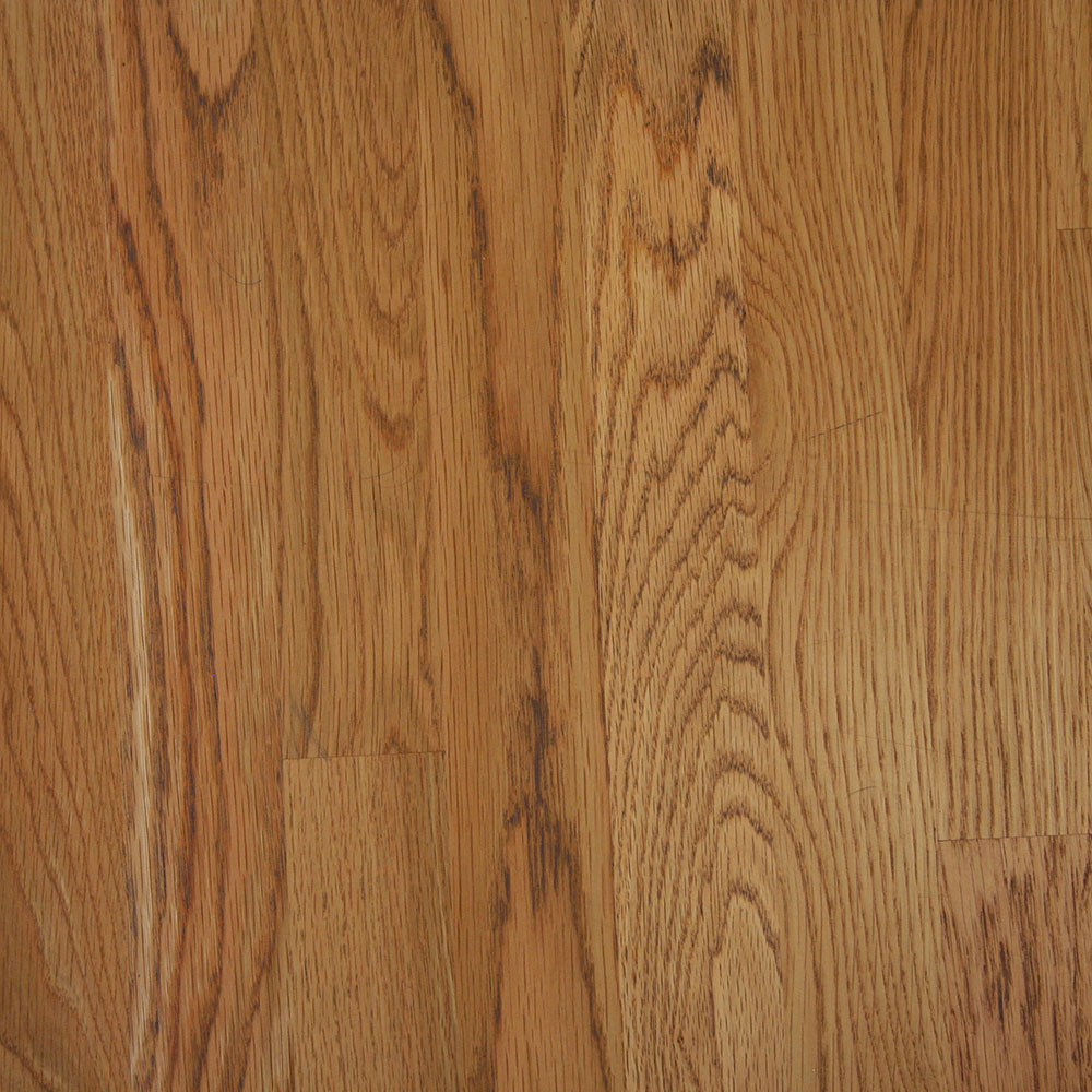 Select & Better White Oak - Gaining in popularity where red tones are not desired. A good choice with a dark stain.