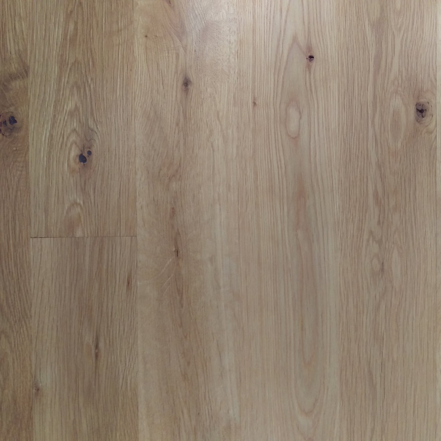 Live-Sawn White Oak - Character grade, available in long lengths.