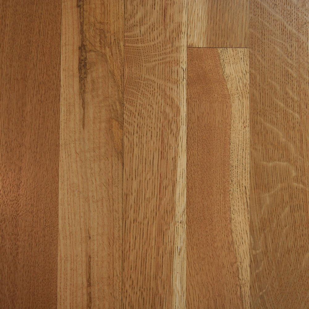 #1 Common Rift Quartered White Oak - Vertical grain to eliminate seasonal movement.