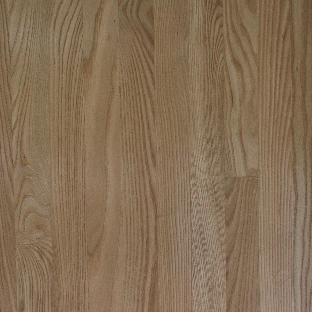 Select & Better Ash - A very light specie with grain similar to oak.