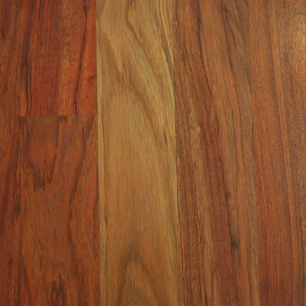 Brazilian Cherry - The most popular tropical, very hard and naturally brownish-red.