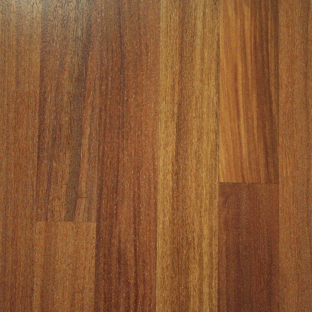 Cumaru - A neutral-tone tropical, best purchased in narrow widths.