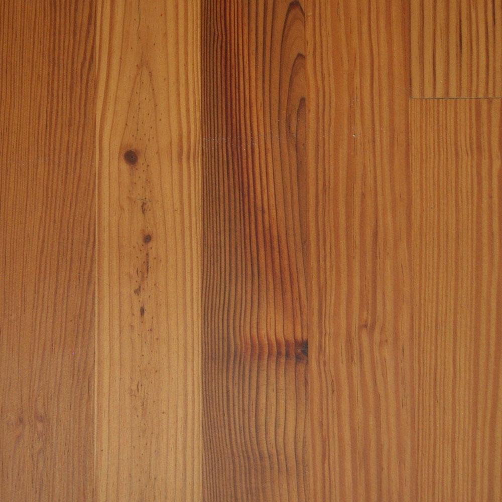 Farmhouse Grade Antique Heart Pine - An economical antique long-leaf pine.