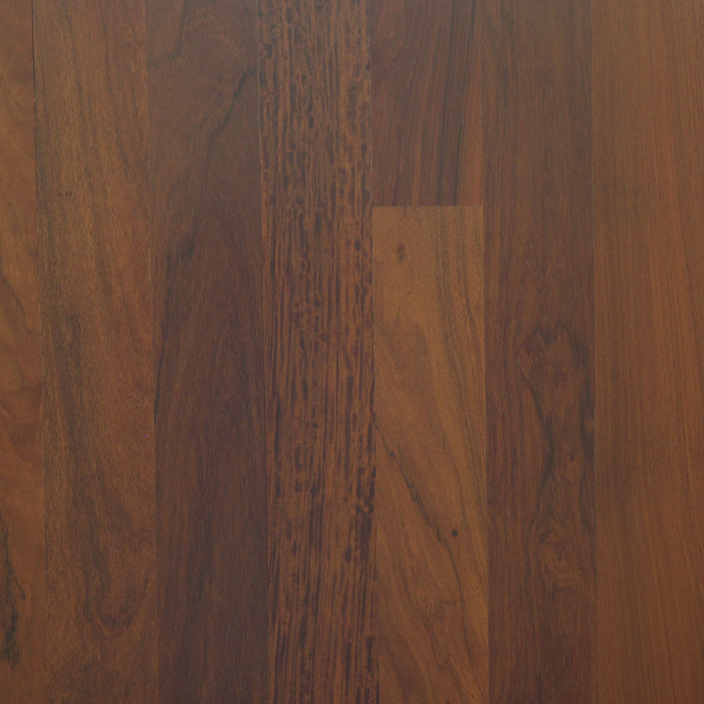 Ipe - Brazilian Walnut, extremely dense and hard, sometimes used on porches and decks.
