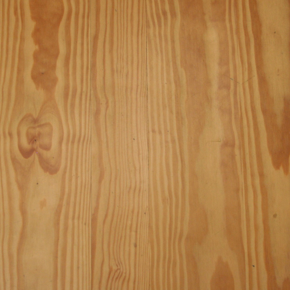 New Yellow Pine - Softer and prone to movement, popular in some areas.