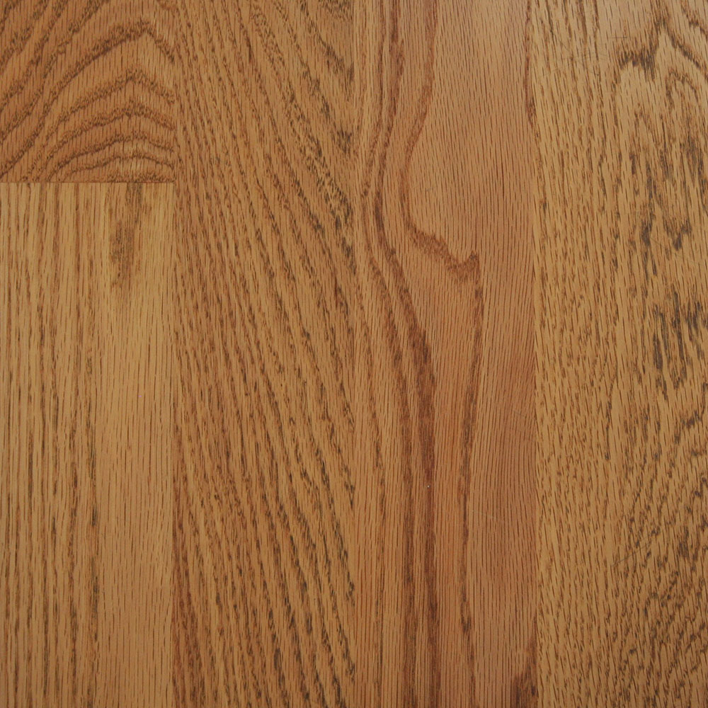Select & Better 3.25 Inch Red Oak - Clean appearance and wider boards make this an excellent choice for large areas.