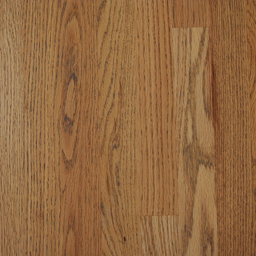 """Select & Better Red Oak - Our most popular product, in 2-1/4"""" width."""