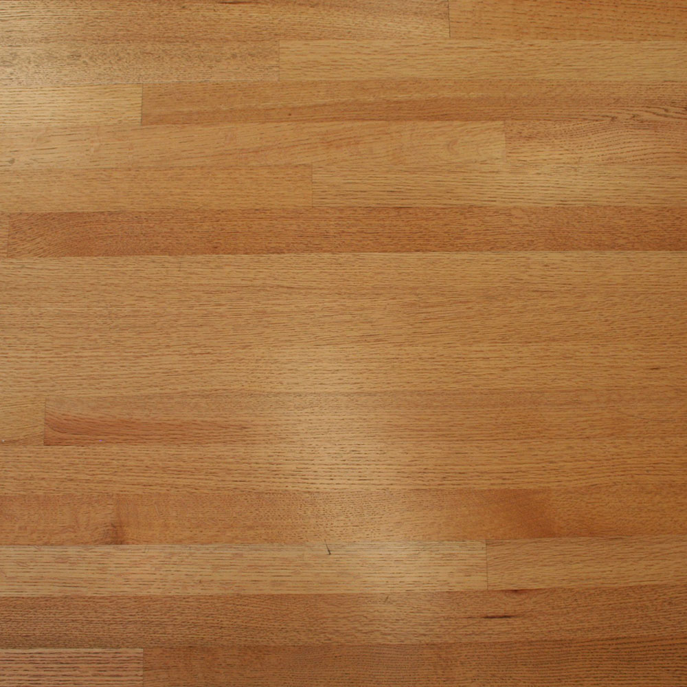 Select & Better Rift & Quartered Red Oak - A vertical grain product, great for use over radiant heat or crawlspaces.